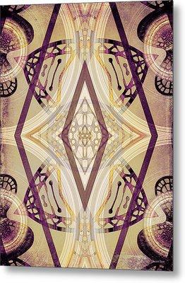 Angel Wings 3 Metal Print by Shawna Rowe