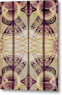 Angel Wings Metal Print by Shawna Rowe