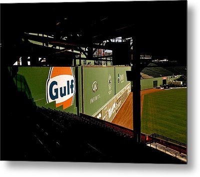 Angles Fenway Park  Metal Print by Iconic Images Art Gallery David Pucciarelli