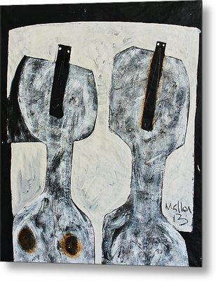 Animus No.22 Metal Print by Mark M  Mellon