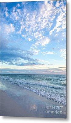 Anna Maria Island Beach Metal Print by Kay Pickens