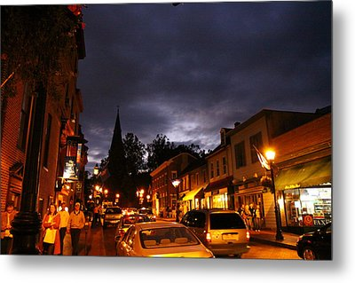 Annapolis Md - 121219 Metal Print by DC Photographer