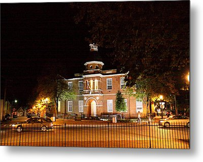 Annapolis Md - 121263 Metal Print