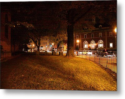 Annapolis Md - 121266 Metal Print by DC Photographer