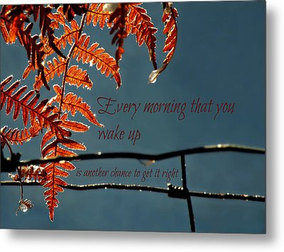 Another Chance Metal Print