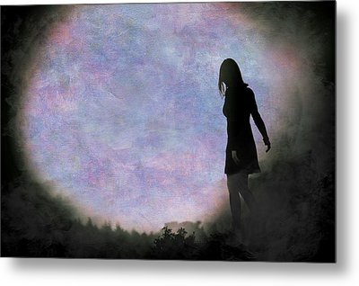 Another World Metal Print by Loriental Photography