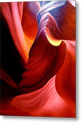 Antelope Magic Metal Print by Anni Adkins