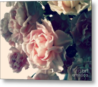 Metal Print featuring the photograph Anticipation  by Kristine Nora