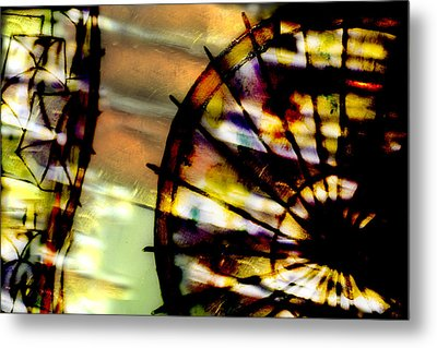 Color Wheel Metal Print by Don Gradner