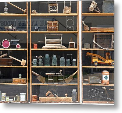 Metal Print featuring the photograph Antique Visual by Christopher McKenzie