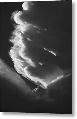 Metal Print featuring the photograph Anvil by Scott Rackers