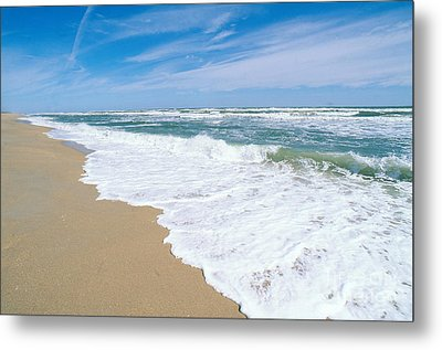 Apollo Beach Metal Print by Millard H. Sharp