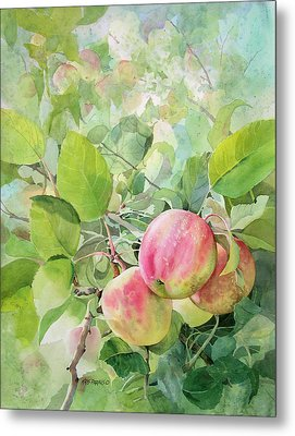 Apple Pie Metal Print