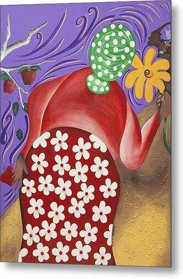 Apples Metal Print by Patricia Sabree