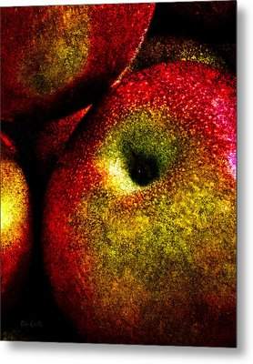 Apples Two Metal Print