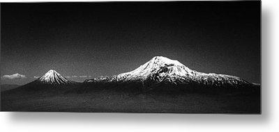 Ararat Mountain Metal Print by Hayk Shalunts