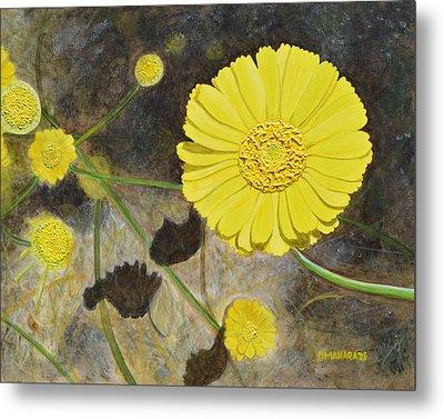 Arboretum Wild Flower  Metal Print