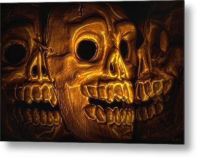 Archaeology Metal Print by Jeff  Gettis