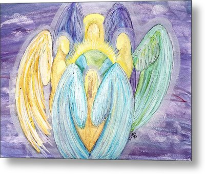 Archangels Metal Print