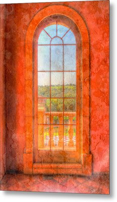 Arched Metal Print by Heidi Smith