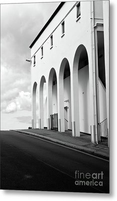Arches Metal Print by Brian Roscorla