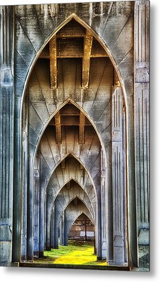 Arches For Days Metal Print