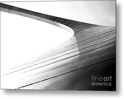 Arching Metal Print by Shannon Beck-Coatney