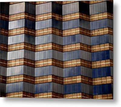 Architecture 2 Metal Print by Tom Druin