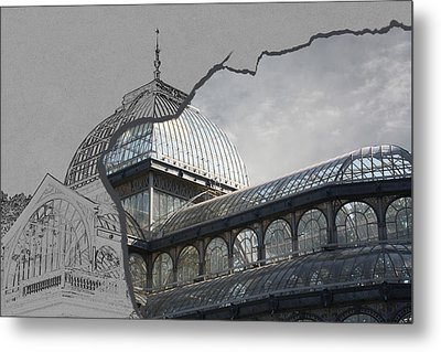 Architecture 3 Metal Print