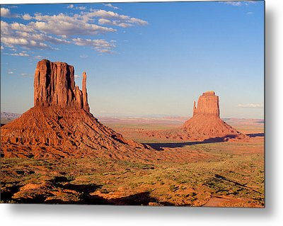 Arizona Monument Valley Metal Print by Anonymous