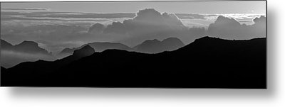 Arizona View Metal Print
