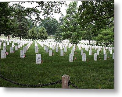 Arlington National Cemetery - 01133 Metal Print