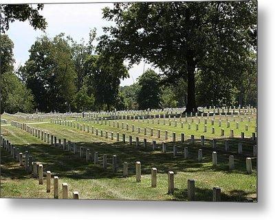 Arlington National Cemetery - 121221 Metal Print