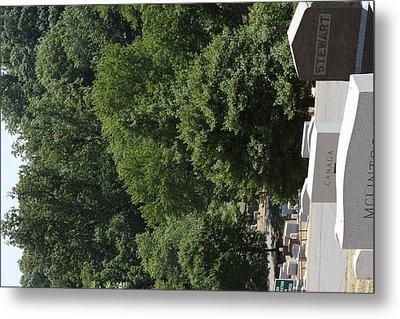 Arlington National Cemetery - 121230 Metal Print by DC Photographer