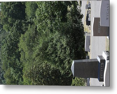 Arlington National Cemetery - 121231 Metal Print by DC Photographer