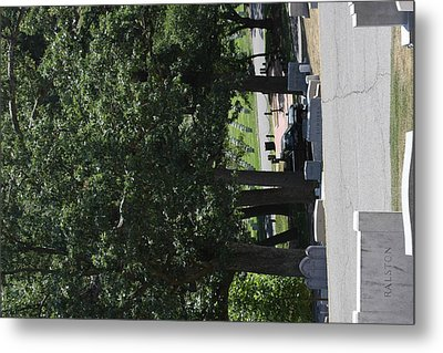 Arlington National Cemetery - 121233 Metal Print by DC Photographer