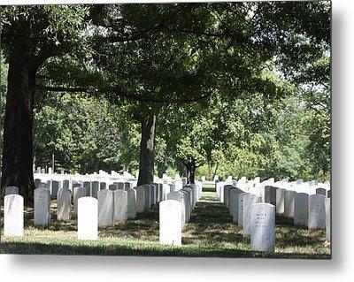 Arlington National Cemetery - 121246 Metal Print