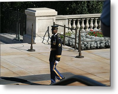 Arlington National Cemetery - Tomb Of The Unknown Soldier - 12125 Metal Print