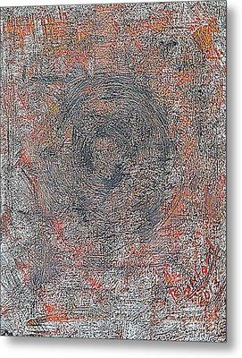 Armageddon 8 Metal Print by Richard W Linford