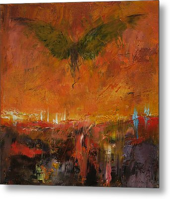 Armageddon Metal Print by Michael Creese