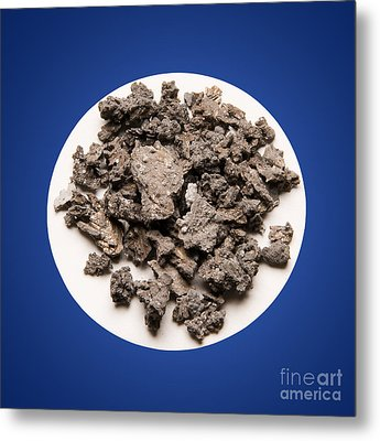 Arsenic Metal Print by Charles D Winters