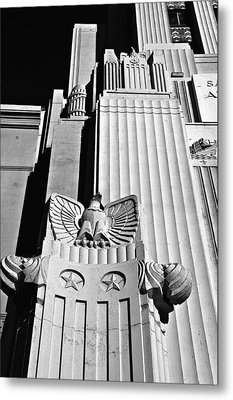 Art Deco Metal Print by Larry Butterworth