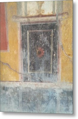 Art In Pompeii Home Metal Print by Shesh Tantry