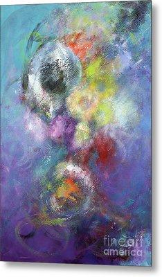 Arta Nebula Metal Print