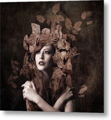 Artemis, Daughter Of Zeus Metal Print by Faizal Besari