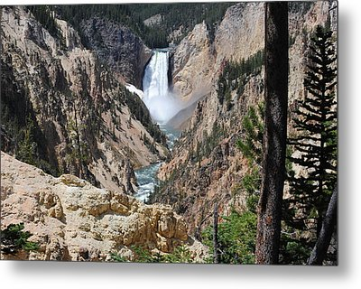 Artist Point Falls Metal Print by Robert  Moss