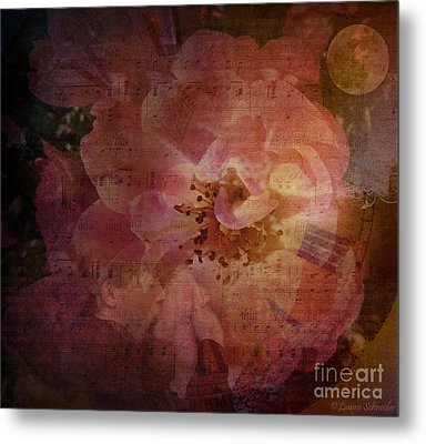 As Time Goes By Metal Print by Lianne Schneider