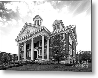 Asbury University Hager Administration Building Metal Print by University Icons