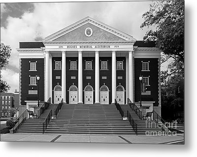 Asbury University Hughes Memorial Auditorium Metal Print by University Icons