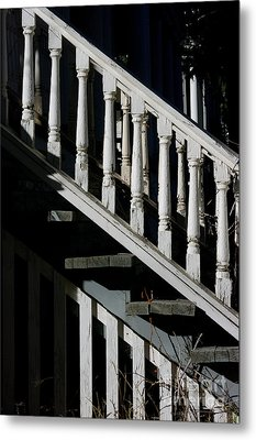 Ascending Into Another Time Metal Print by Vicki Pelham